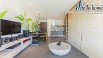 Cho thuê căn hộ 1 PN - Full Nội Thất - 56m2 tại Rivergate Residence - Quận 4.