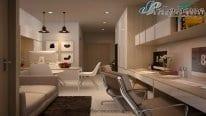 Cho thuê Officetel tại Rivergate Quận 4 - Full nội thất chỉ với 11 triệu/tháng